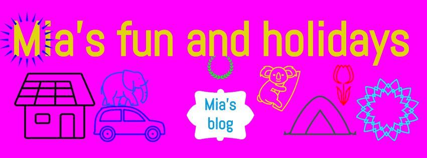 Mia's blog