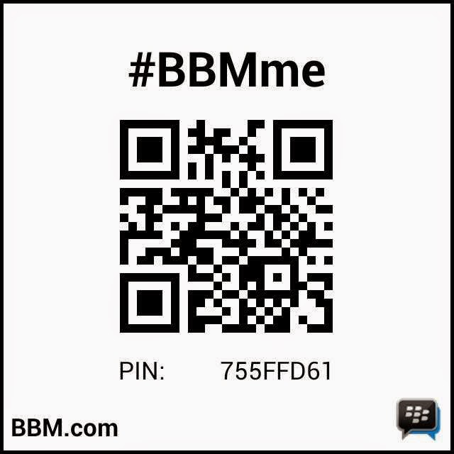 ADD PIN BB :  LARISCOM