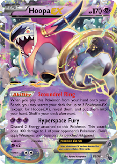 Hoopa EX Ancient Origins
