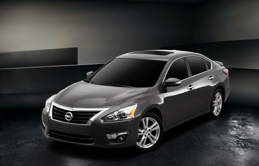 2014 Nissan Altima MPG MSRP Review