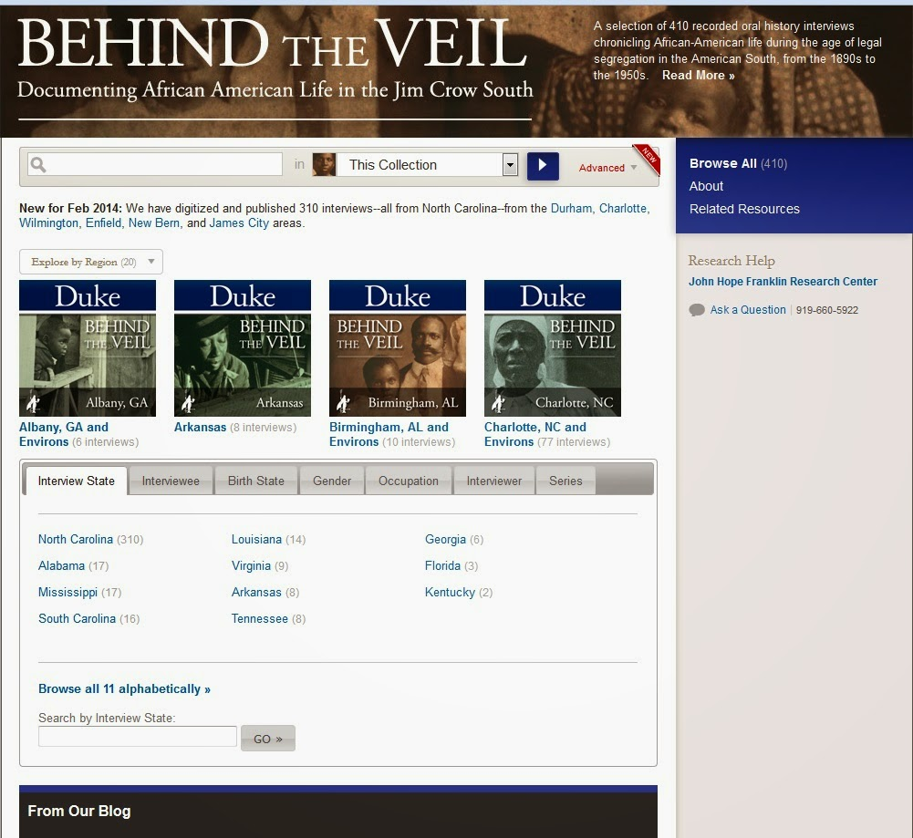 http://library.duke.edu/digitalcollections/behindtheveil/