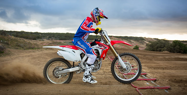 CRF250R Review of Specs / Video / Release Date & More - 2014 CRF250R