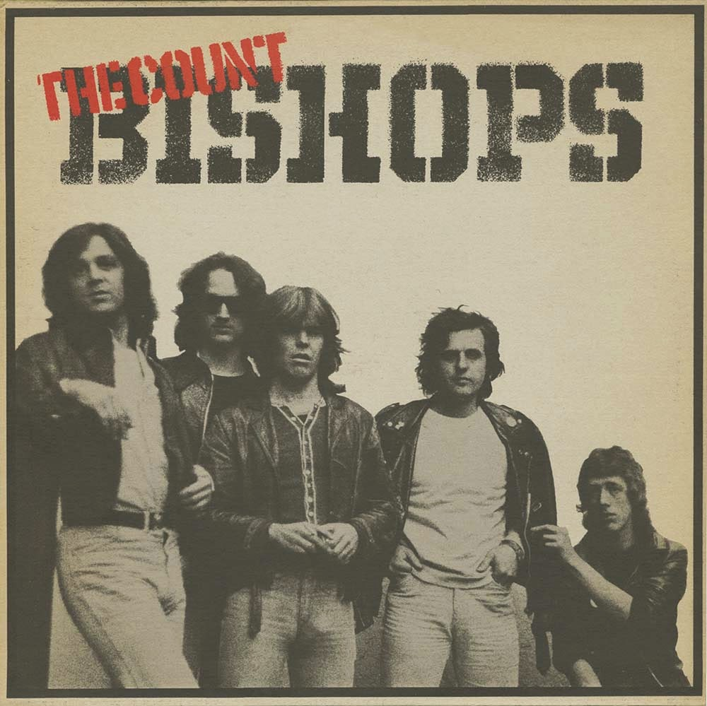 The Count Bishops album