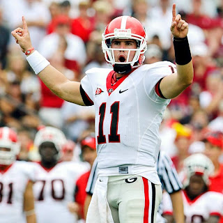 Aaron Murray Georgia QB