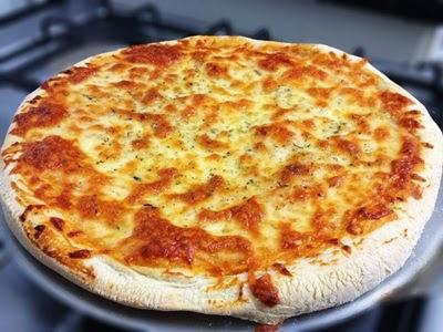 MASSA DE PIZZA PARA MICRO-ONDAS