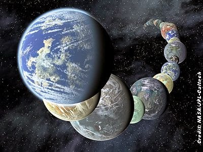 Amazing Alien Planet Discoveries of 2013