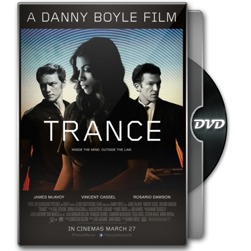 En Trance DVDrip Español Latino 2013 Putlocker Rapidshare Uptobox Bayfiles Uploaded Crocko