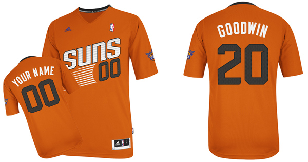 Suns' Alternative Kit