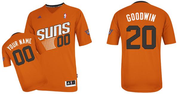 Suns' Alternative Kit