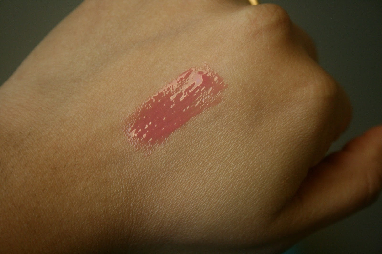 Maybelline New York Color Elixir in Caramel Infused Swatch