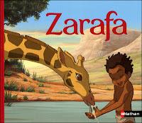 ZARAFA L'AVENTURE EXTRAORDINAIRE de Vanessa Portal Le%20grand%20album