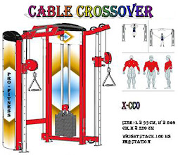 Cable Crossover Red