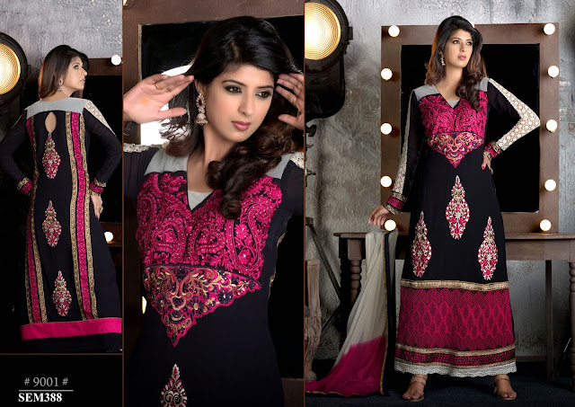 Aishwarya Sakhuja Designer Long Salwar Kameez