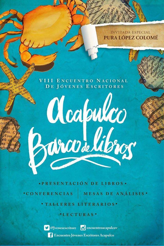 VIII Encuentro de Escritores Acapulco