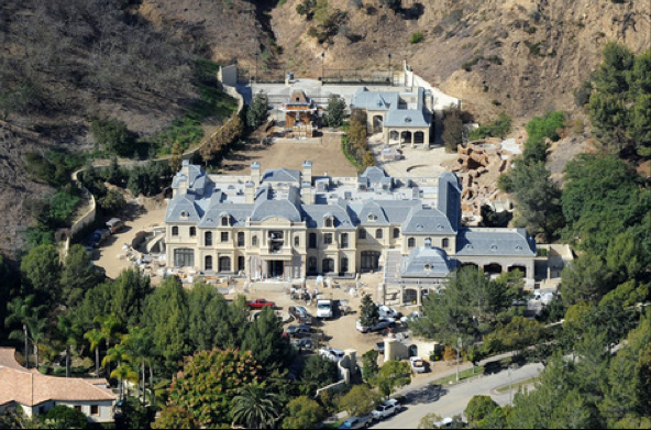 Mark Wahlberg New House