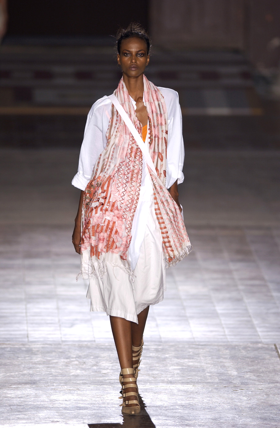 Dries van Noten Spring/Summer 2003 ready to wear collection | Yasmin Warsame
