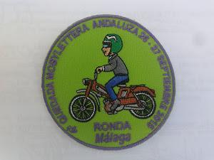 PARCHE OFICIAL DE LA CUARTA QUEDADA.