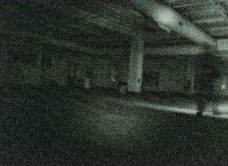 Το Φάντασμα Άνθρωπος Σκιά σε Φυλακή των ΗΠΑ (ΦΩΤΟ) Αόρατα Γεγονότα