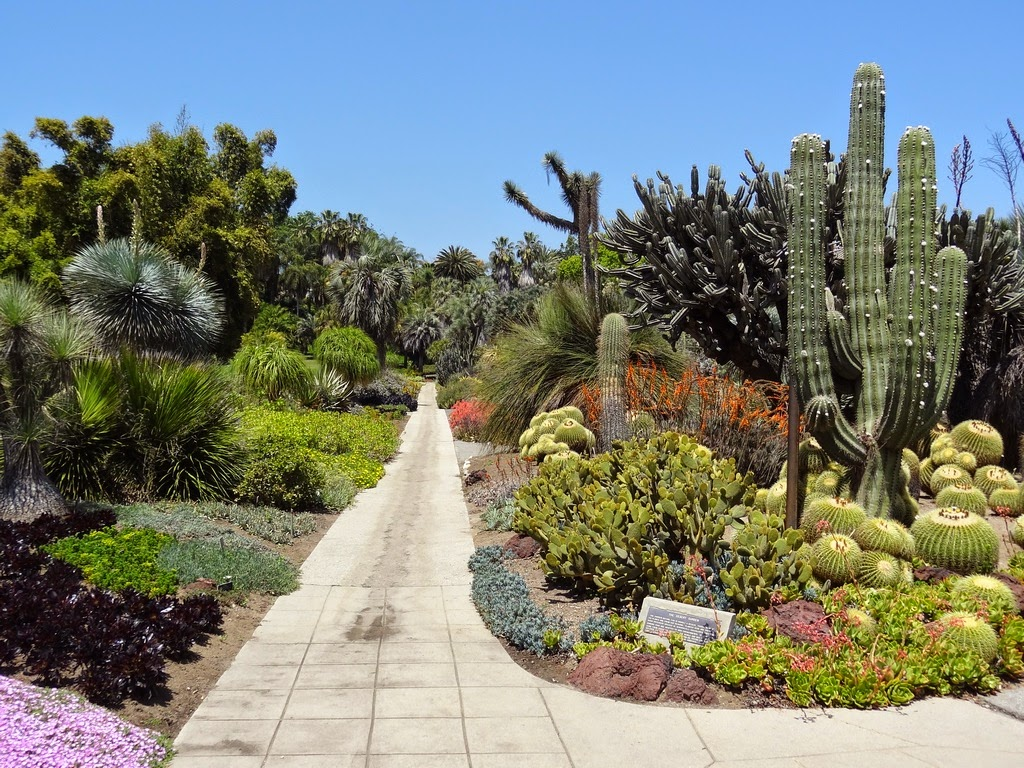 Beau Huntington Botanical Gardens