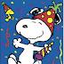 Καλή χρονιά από τον Σνούπυ...
