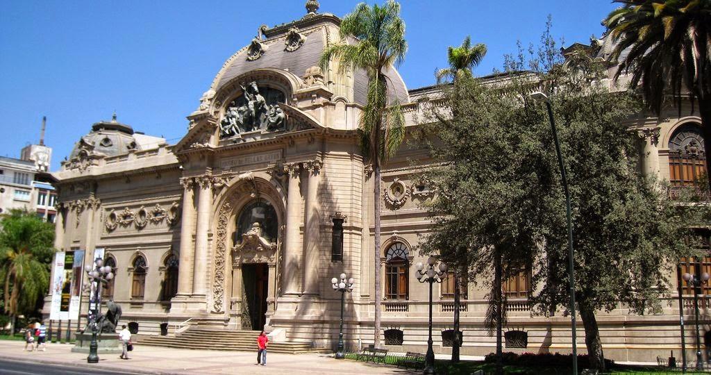 Resultado de imagen para río de janeiro brasil Academia real de Bellas Artes