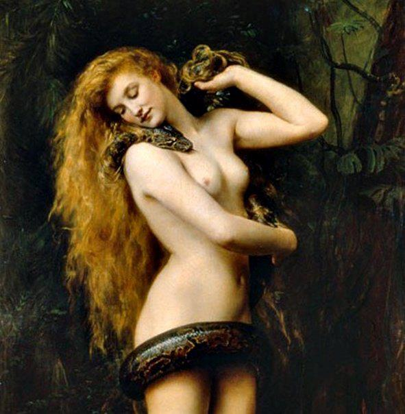 lilith , la primera mujer o feminismo para principiantes