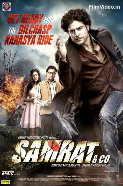 Samrat & Co. Movie Poster
