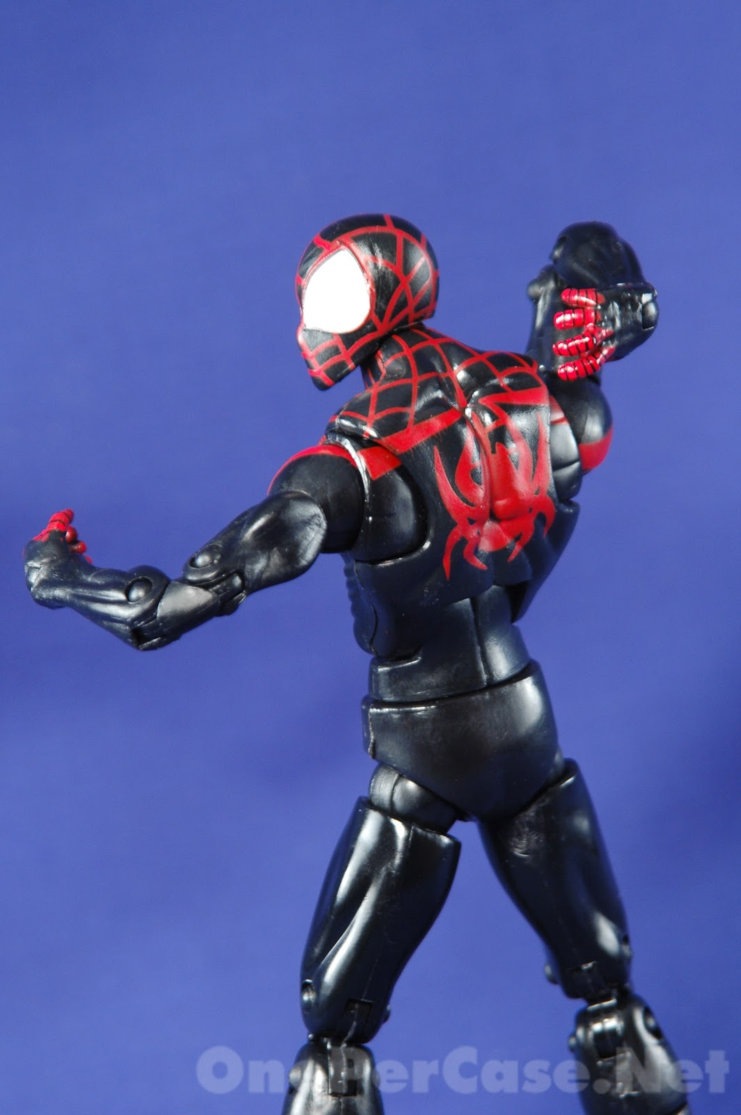 one per case miles morales the amazing spider man ultimate spider man 6 inch movie figure. Black Bedroom Furniture Sets. Home Design Ideas