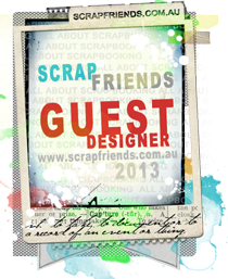 Guest designer Scrap Friends