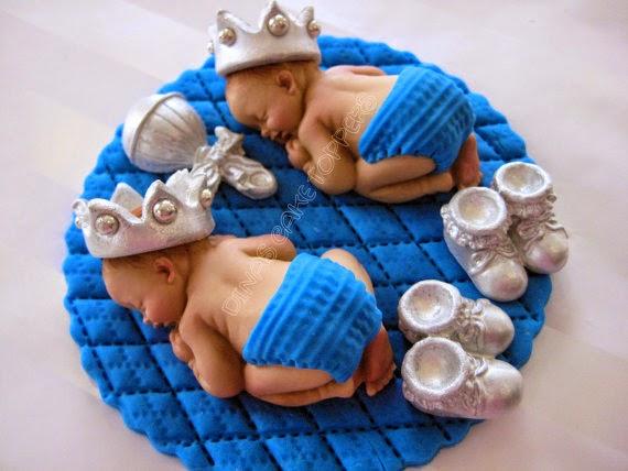 Detalles, Pasteles de Baby Shower