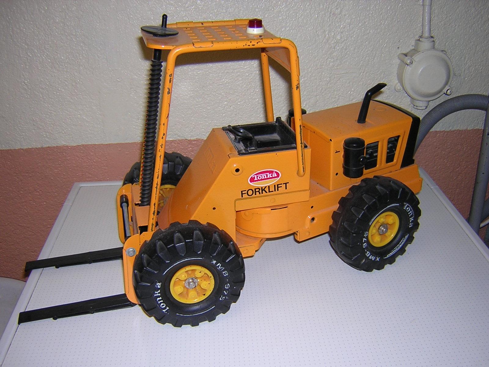 Tonka leksaker