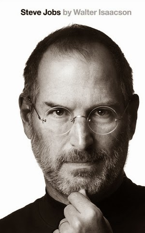 """""""Steve Jobs by Walter Isaacson"""" by iTunes — Books — Steve Jobs by Walter Isaacson. Licensed under Fair use of copyrighted material in the context of Steve Jobs (biography) via Wikipedia - http://en.wikipedia.org/wiki/File:Steve_Jobs_by_Walter_Isaacson.jpg#mediaviewer/File:Steve_Jobs_by_Walter_Isaacson.jpg"""