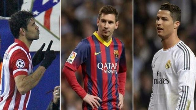 فرق مدريد تحاصر برشلونة في كافة البطولات