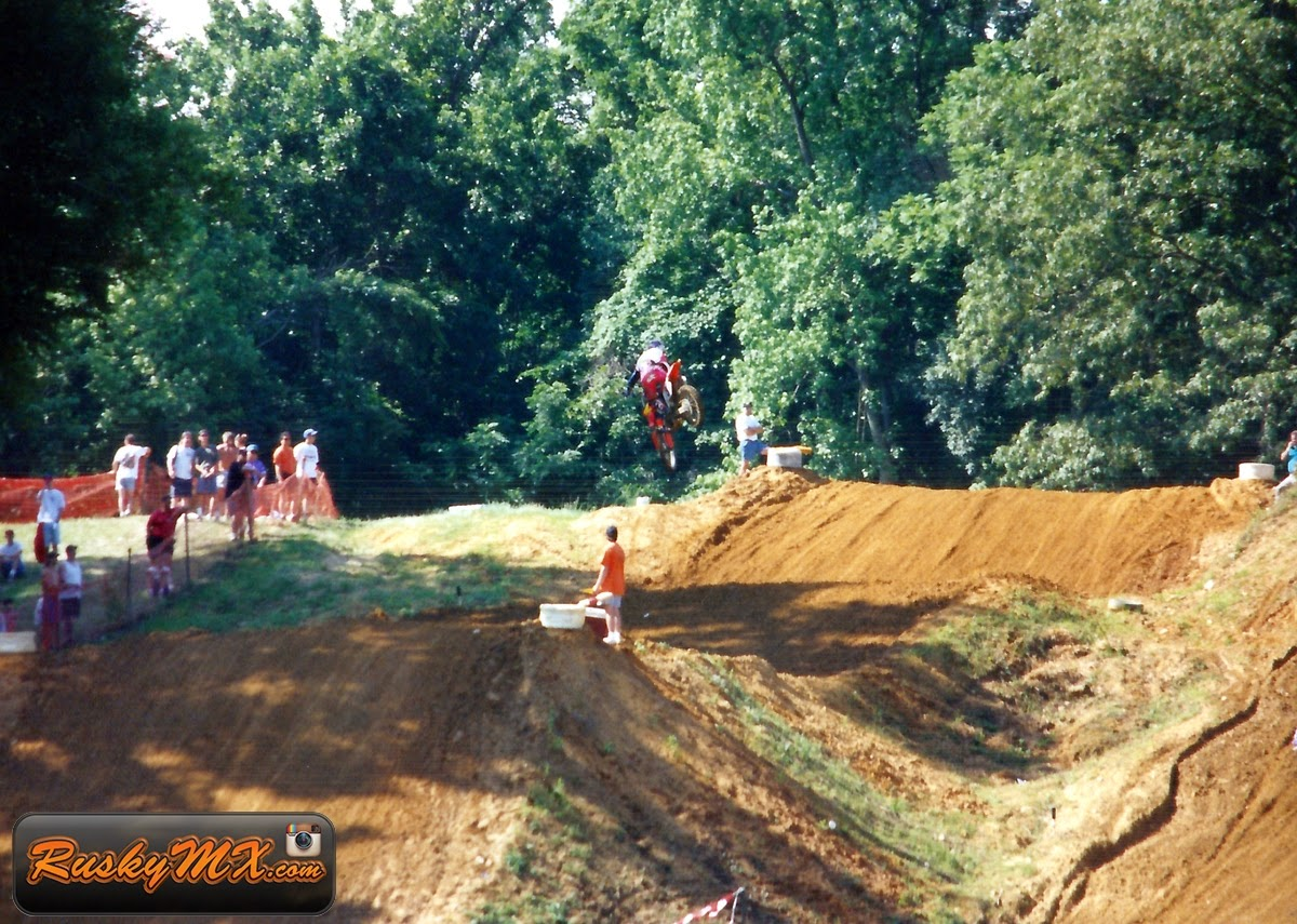 Jeremy McGrath Budds Creek 1995