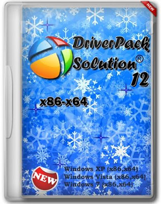 DriverPack Solution Professional 12.12