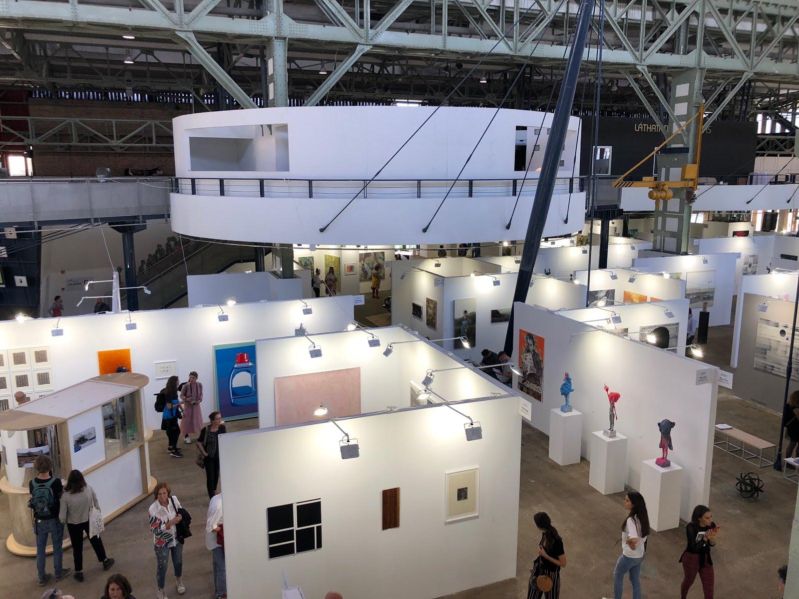 Art Market Budapest 2018 | Galerie m Beck