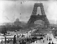 Campo de Marte y construcción de la Torre Eiffel