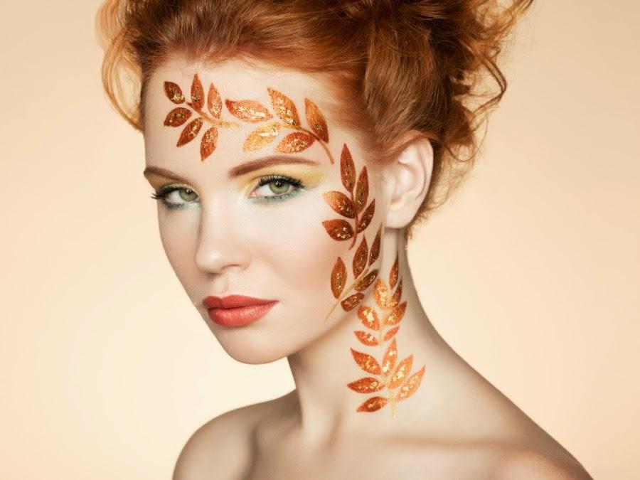 Fashion Portraits of Young Beautiful Women by Oleg Gekman