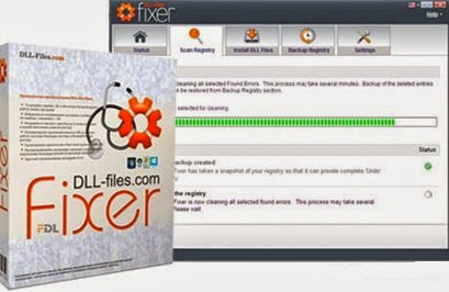 Free Download DLL-Files Fixer 3.1 Full Activation