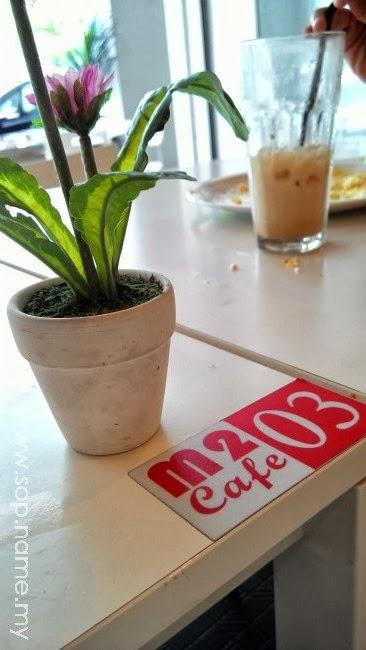 M2 Cafe Danau Kota, Kuala Lumpur