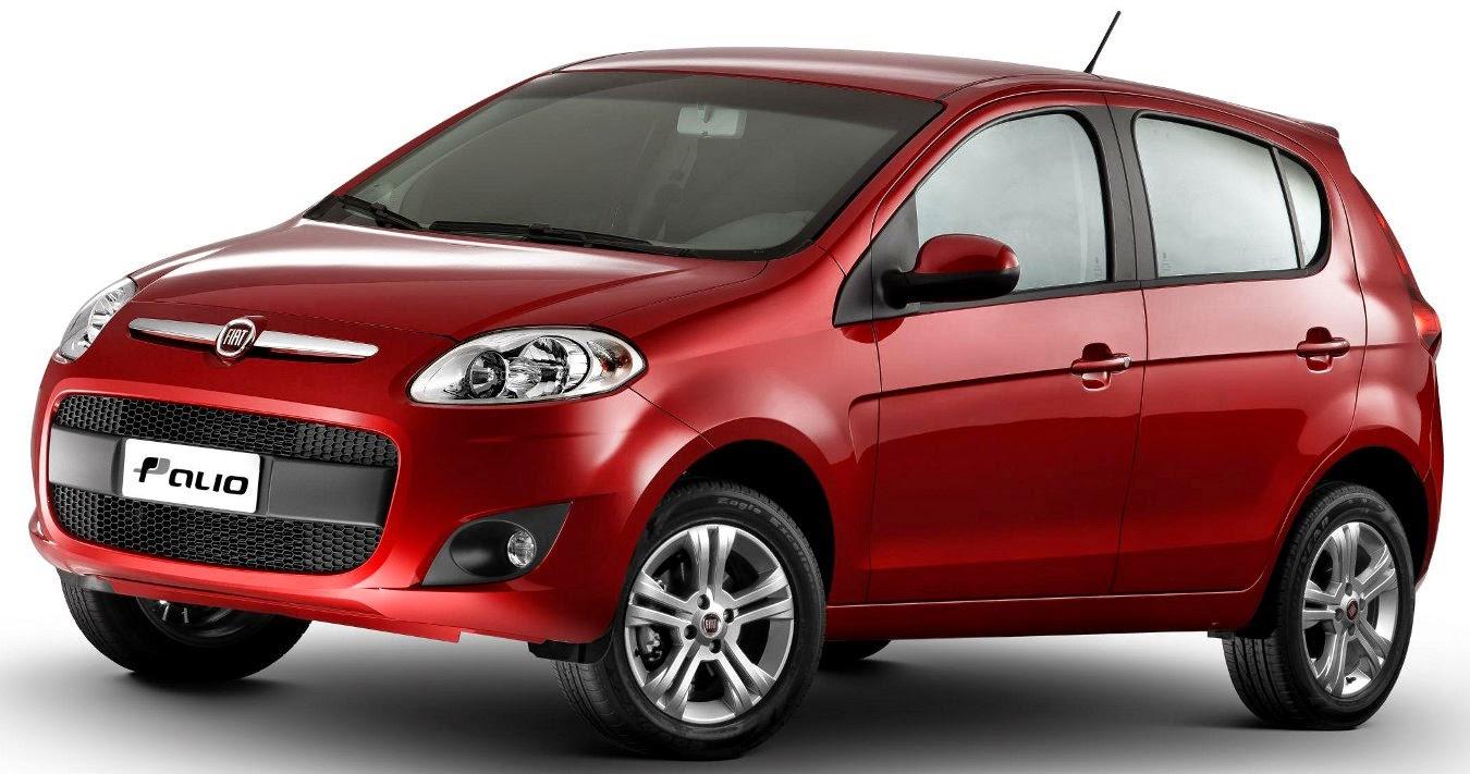 Novo Palio o carro mais vendido do Brasil
