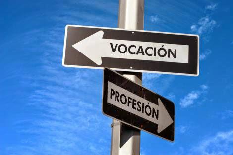 ¿Vocación profesional o buscar trabajo?