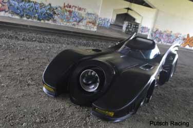 Mobil Batman 3