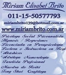 Licenciada Miriam Brito