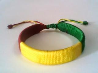 gelang nama benang nylon
