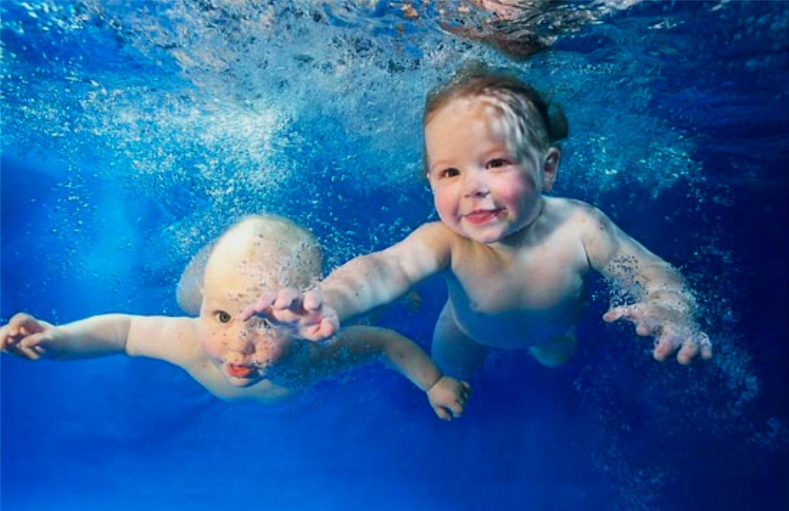 Piscina di gallicano nuoto per neonati - Corsi per neonati in piscina ...