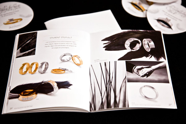 20 Elegant Jewelry Catalogue Brochure Designs JayceoYesta – Brochure Design Idea Example
