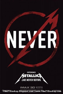 Metallica Through The Never 2013 Bioskop