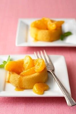 Souffle de mandarina recetas de cocina faciles - Postre con mandarinas ...