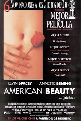 Belleza americana (1999).